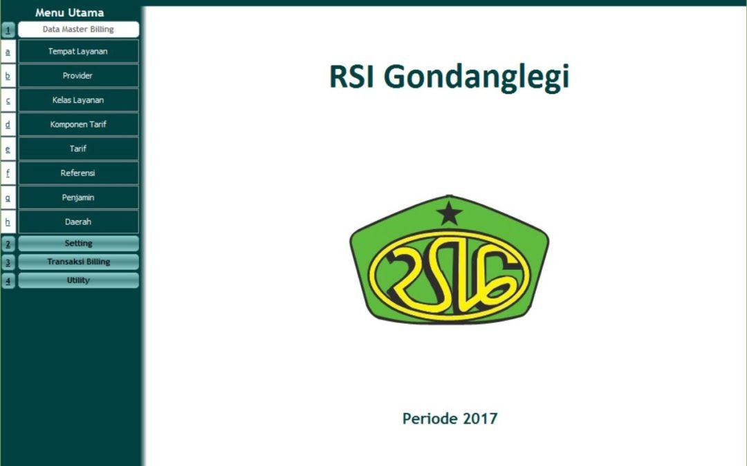 Sistem Informasi Administrasi Pasien, Billing System dan Inventory Farmasi RSI Gondanglegi Malang