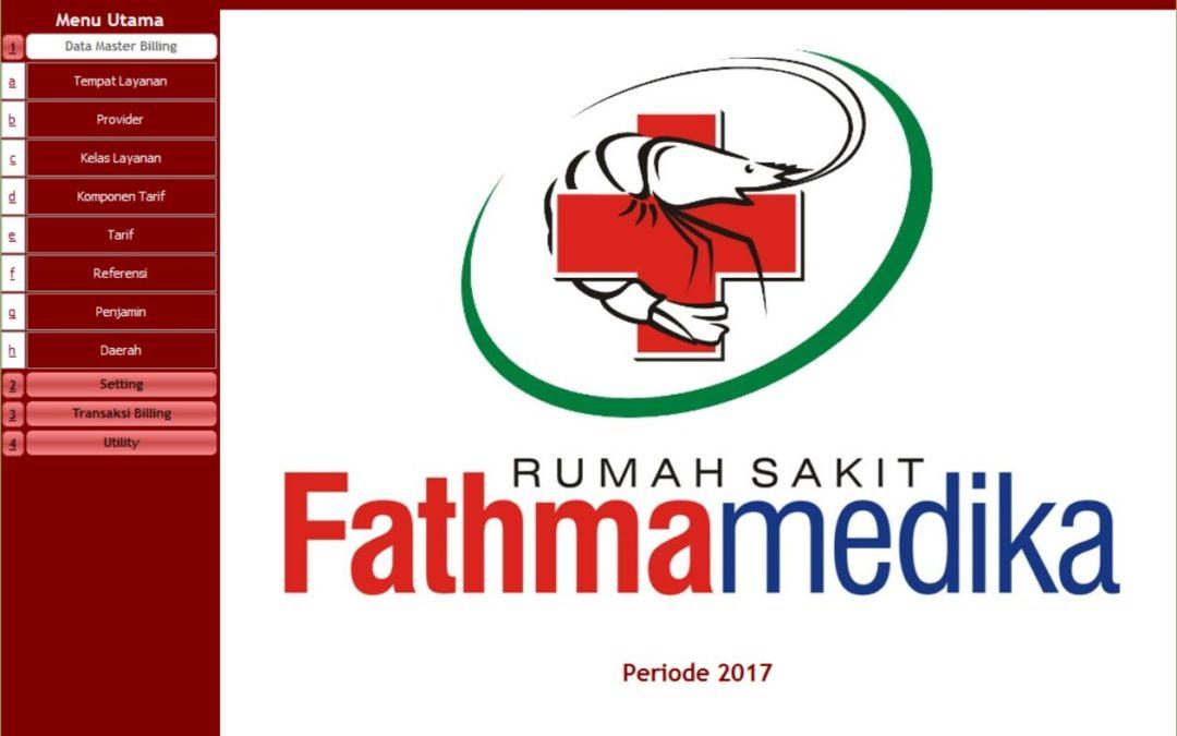 Sistem Informasi Administrasi Pasien, Billing System, Penunjang Medik dan Farmasi RS Fathma Medika Gresik